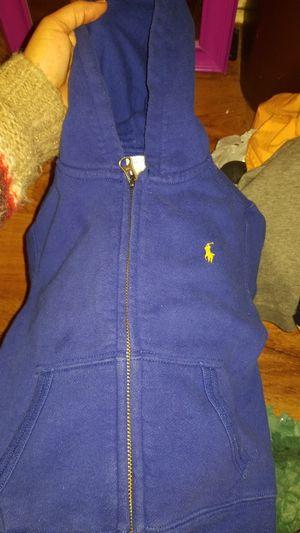 Ralph Lauren hoody 24 months for Sale in Baltimore, MD