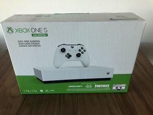 Xbox One (S) Digital - 1 Controller for Sale in Scottsdale, AZ