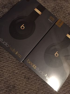 Headphones Beats Studio 3 for Sale in Philadelphia, PA