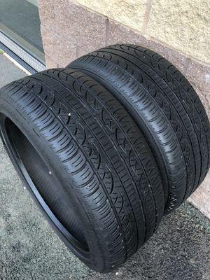 Pirelli p zero 245 40 20 tires for Sale in Manassas, VA