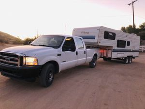 ****trailer transport**** fifth wheel gooseneck for Sale in Palmdale, CA