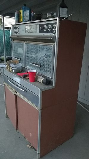 Old stove for Sale in Fresno, CA