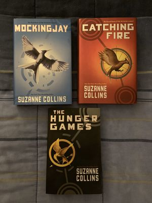Hunger Games Trilogy for Sale in North Las Vegas, NV