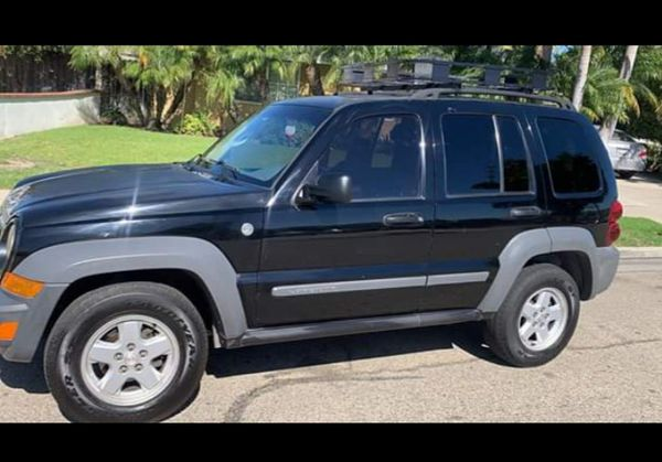 2007 jeep liberty parts