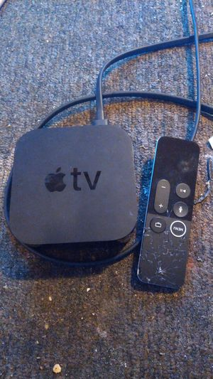 Apple tv box for Sale in Lockport, NY
