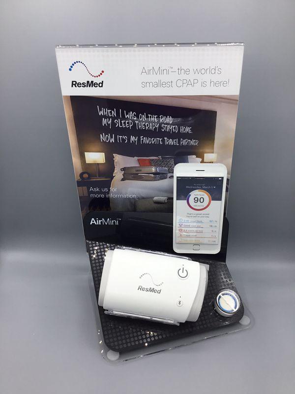 ResMed Auto Travel Cpap Machine Mini