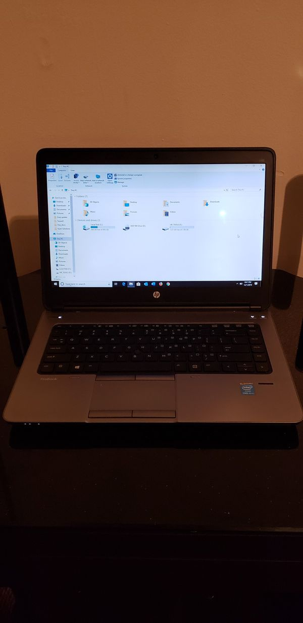 Hp Probook 640-8gb Ram, 700gb HD, Intel i5