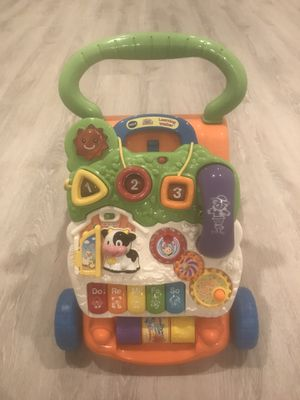 Baby Sit & Stand Walker *Like New in Box* for Sale in Bethesda, MD