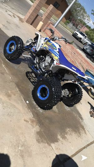 Yamaha Yfz 450 for Sale in Albuquerque, NM
