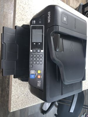 Epson printer/fax machine for Sale in Tallahassee, FL
