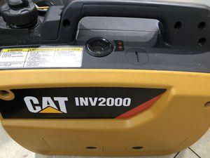 CAT Inverter Generator INV2000 for Sale in Pembroke Pines, FL