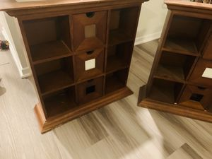 Small cube shelf for Sale in La Mesa, CA