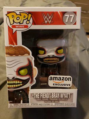 Funko Pop The Fiend Bray Wyatt for Sale in Woodbridge, VA