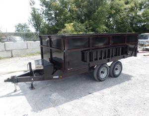 6x12 dump trailer for sale already wired for Sale in Orlando, FL