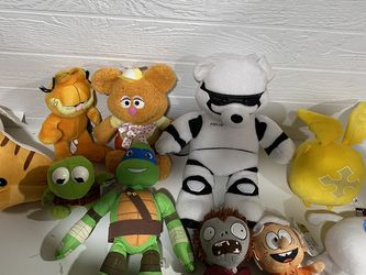 Lot Of Stuffed Animals For Boys$25 for Sale in Yakima,  WA
