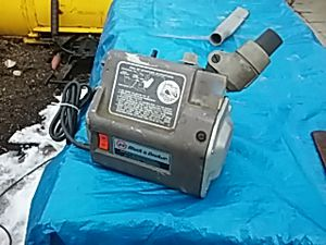 Drill bit sharpener for Sale in Denver, CO