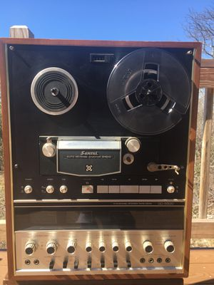 SANSUI QD-5500 4-Channel 4-Track Stereo Reel tape deck for Sale in Dallas, TX