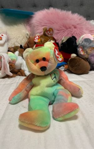 Peace Beanie baby for Sale in Virginia Beach, VA