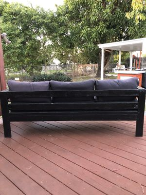 Outdoor furniture/ treated patio wood for Sale in Hialeah, FL