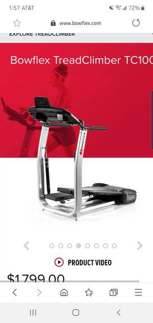 Bowflex treadmill for Sale in Stratford, CT