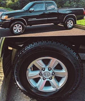 Very Nice2005 Toyota Tundra 4WDWheels for Sale in Washington, DC