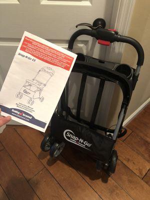 Snap N Go Carseat Stroller for Sale in Estero, FL