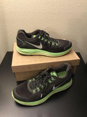 Men's Pre-Owned Nike Lunarglide 4 Dynamic Support Sneaker Shoes Size 13 for Sale in Kirkland, WA