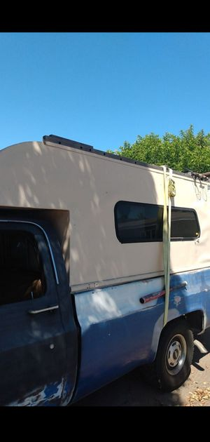 Handmade cab over camper for Sale in Chula Vista, CA