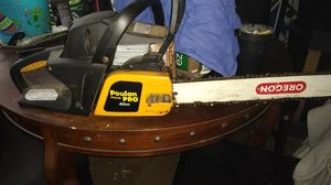 Popular pro 42cc. Chainsaw for Sale in Brockton, MA