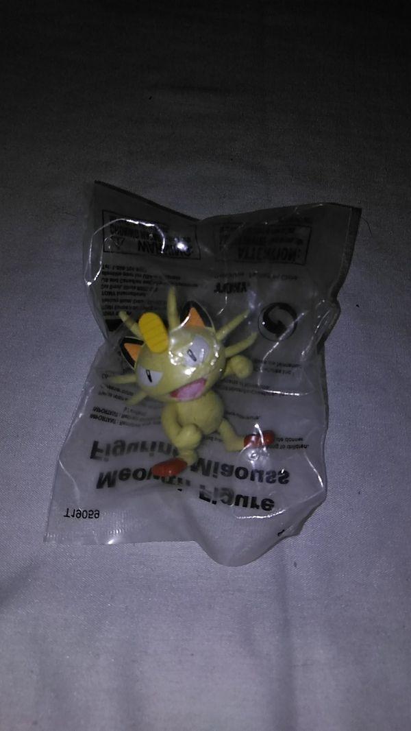 Meowth Pokemon Exclusive figure Toys r us