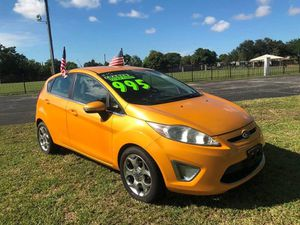 2012 Ford Fiesta for Sale in Plantation, FL