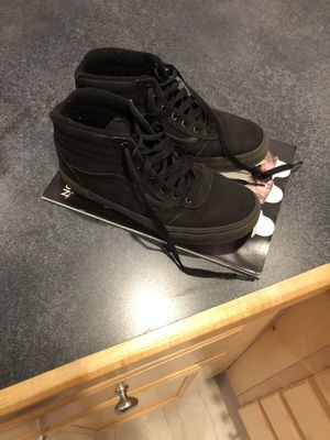 Vans shoes for boys size 5Y for Sale in Quincy, MA
