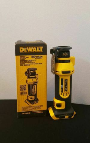 New Drywall Cut Out ONLY TOOL NO CHARGER OR BATTERIES FIRM PRICE for Sale in Woodbridge, VA