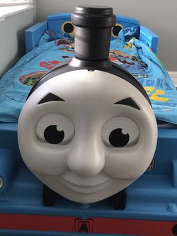 MusBlue Thomas The Train Bed Frame Thomas The Tank Engine Toddler Bed Step2(negotiable ) for Sale in Land O' Lakes,  FL