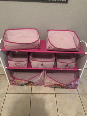 Kids toy storage for Sale in Houston, TX