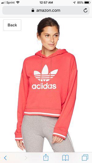 Adidas orange hoodie for Sale in Miami, FL