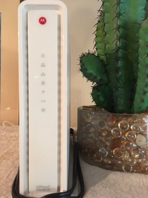 ARRIS SBG6782-AC 3.0 DOCSIS MODEM for Sale in Phoenix, AZ