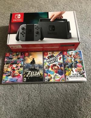 Nintendo Switch Bundle for Sale in Norwalk, CA