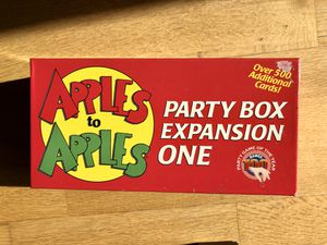 Apples to Apples Party Box Board Game for Sale in Minneapolis, MN