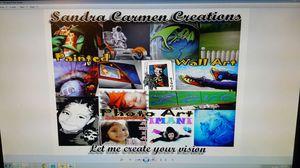 Custom mural Art for Sale in Manassas, VA