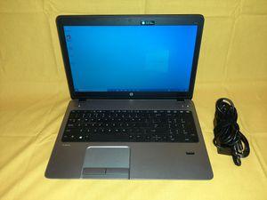 HP ProBook 455 Laptop for Sale in Clinton, IA