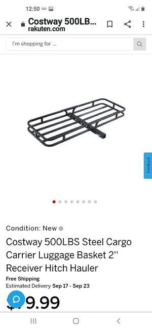 Steel cargo carrier for Sale in Riverside, CA
