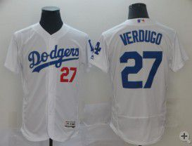 LA DODGERS VERDUGO JERSEY SIZE MED n large n 2XL n 3XL 100% STITCHED for Sale in Colton, CA