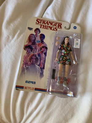 Eleven action figure (stranger things) for Sale in Vista, CA