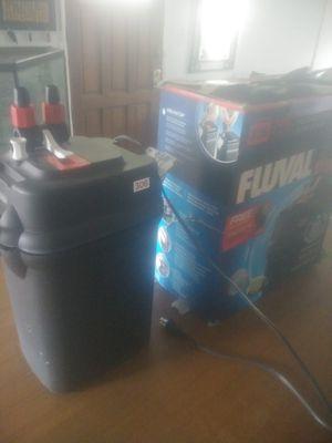 Brand new fluval 306 aquarium filter for Sale in Bakersfield, CA