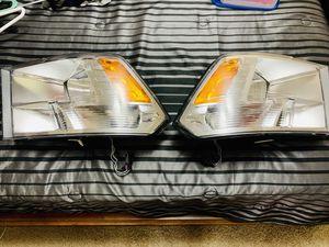 OEM Mopar Dodge Ram Headlight Assembly - R+L for Sale in Smyrna, TN