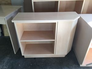 Bookshelf (solid wood with cabinet) for Sale in Atlanta, GA