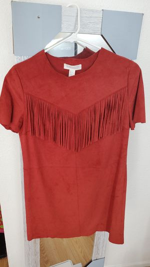 Must see Forever 21 Fringe Dress:) for Sale in Oakland, CA