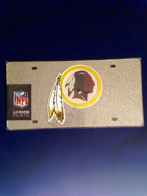 NFL Acrylic License Plate new for Sale in Ashburn, VA