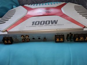 Sony amplifier for Sale in Moreno Valley, CA